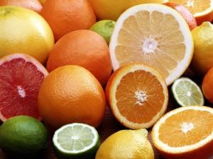 A citrusfélék kiváló C-vitamin források